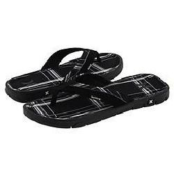 Hurley Puerto Rico Movement Sandal Black Sandals
