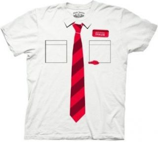 Shaun of the Dead Costume Tromp Loel T shirt XXL Clothing