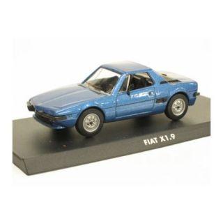 NOREV   143   Bleu   Fiat Bertone X1/9 X 1/9   1972   NOREV   143