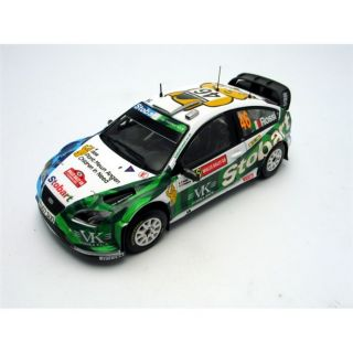 IXO 1/43 FORD Focus RS 07 WRC   Rallye Wales 08   Achat / Vente MODELE