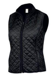 prAna Womens Reversible Quilted Vest,Black,Small