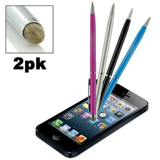 Dual Purpose Micro Knit Technology Capacitive Stylus/ Fine Rollerball
