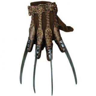 Deluxe Freddy Krueger Glove: Clothing