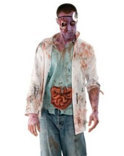 The Walking Dead Zombie Doctor Costume Size Standard