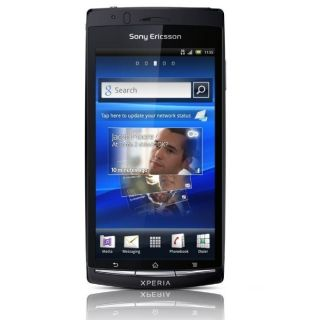 Sony Ericsson XPERIA ARC S Noir   Achat / Vente SMARTPHONE Sony