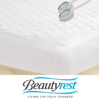 Beautyrest California King size Heated Electric Mattress Pad