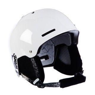 Capix Gambler White Snow Helmet