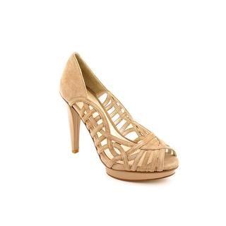 Nine West Womens SpeedUp Regular Suede Dress Shoes