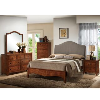 Kourtney 5 piece Queen size Bedroom Set
