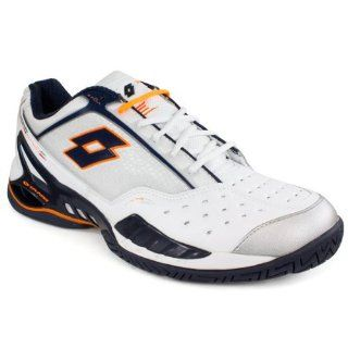 Raptor Ultra III Speed Tennis Shoes White/Cobalt 9.5 White Shoes