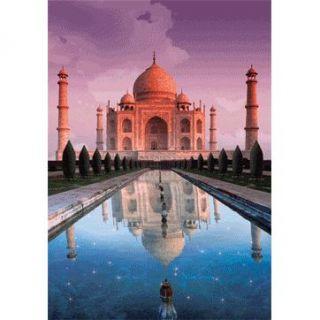 Poster 3D du Taj Mahal jour/nuit (3D 46.8 x 67cm)   Achat / Vente