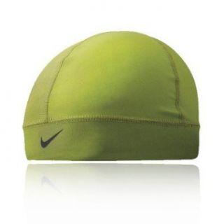 Nike Pro Combat Skull Running Cap   One   Green Clothing
