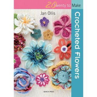 Search Press Books Crocheted Flowers (20 to Make) by Jan Ollis Today