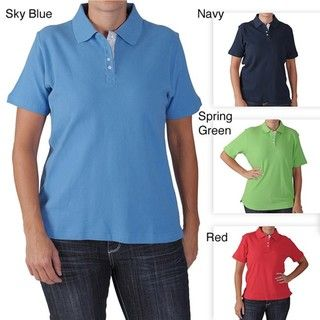 ADI Ultra Womens Pique Supreme Polo Shirt