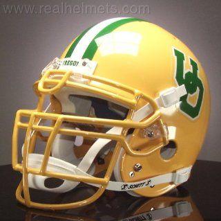 OREGON DUCKS 1984 1994 Football Helmet DECALS Sports