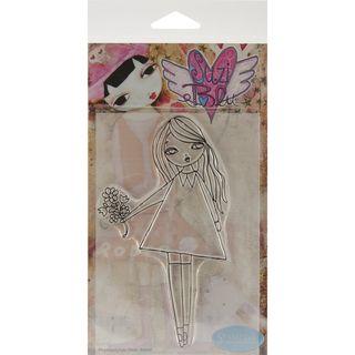 Stampavie Suzi Blu Clear Stamp Forgetmenot 5 1/2