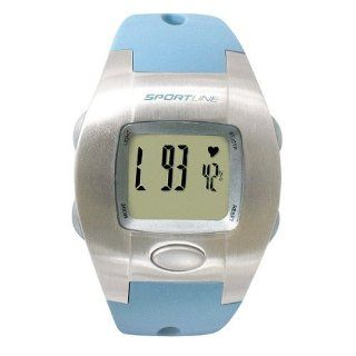 Sportline Calorie Tracking Heart Rate Monitor Watch Dual