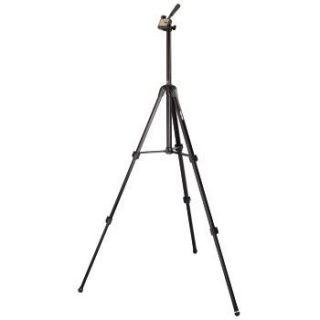 Hama   Pied Profil Duo III tête 3d   Hauteur 53 à 150 cm   1 à 4 kg