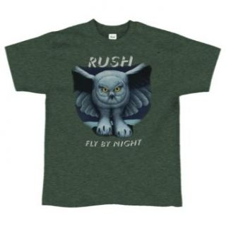 Rush   Fly By Night T Shirt   X Large Clothing