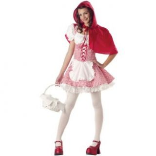 Tween Little Red Riding Hood Costume Size Youth X large