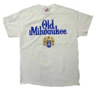 Old Milwaukee Beer T shirt Faded Mens Tee New M XXL