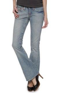 True Religion Womens Jeans JOEY , Color Light Blue, Size