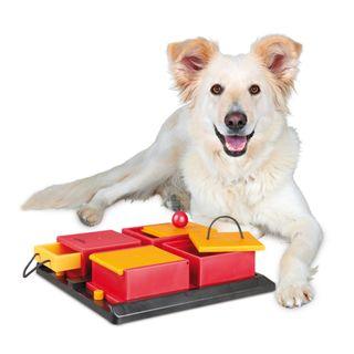 Poker Box Treat Dog Trainer