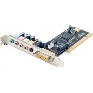 CARTE SON PCI 32 BITS 6 CH 5.1   Achat / Vente CARTE SON CARTE SON PCI