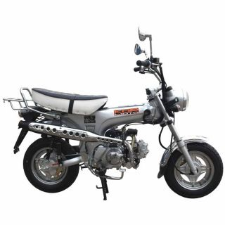 DAX 50 cc Gris KOR   Achat / Vente MOTO DAX 50 cc Gris KOR