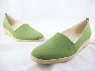 Karen Scott Womens Maggie Wedge Slip ons Shoes