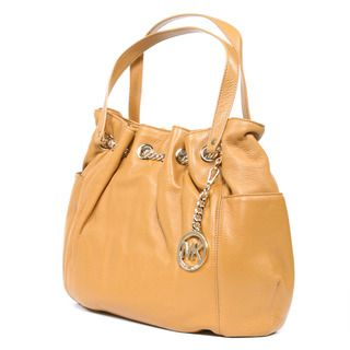 MICHAEL Michael Kors Jet Set Leather Chain Ring Tote Bag