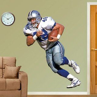 Daryl Moose Johnston Dallas Cowboys NFL Fathead REAL.BIG