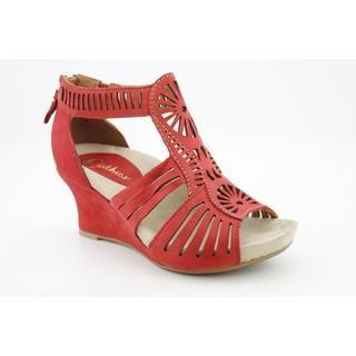 Earthies Womens Carmona Regular Suede Dress Shoes