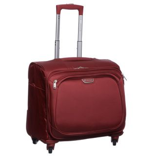 Biaggi Volo Collection Foldable 16 inch Carry On Spinner Weekender
