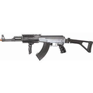 AK47 Kalashnikov Tactical AEG Rifle airsoft gun Sports