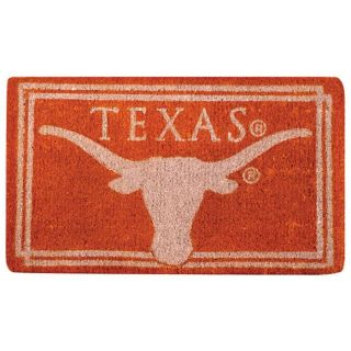 Texas Longhorns 18 x 30 Door Welcome Mat