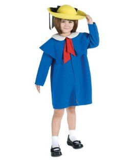Madeline Toddler / Child Costume Clothing