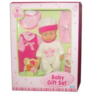 Baby n Fun Baby Doll Gift Set