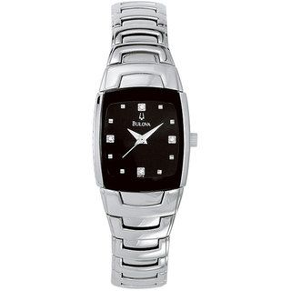 Bulova Womens Diamond Watch