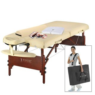 Master Massage 30 inch Del Ray Pro Package Massage Table