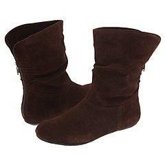 Steve Madden Phillip Brown Suede Boots