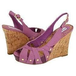Steve Madden Crazzy Lilac Sandals