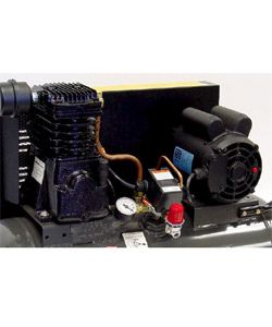 Schulz 20 gal. Heavy Duty Portable Air Compressor