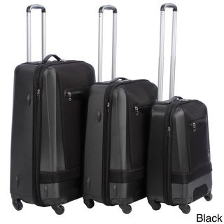 Travel Concepts by Heys Classico 3 piece Hardside Spinner Luggage