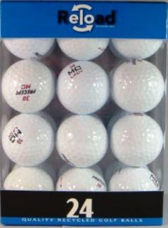 Precept Lady white Recycled Golf Balls (Pack of 48)