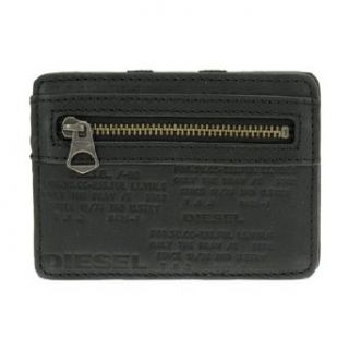 Diesel Work Embossed Credit Card Holder   X01019 PR426