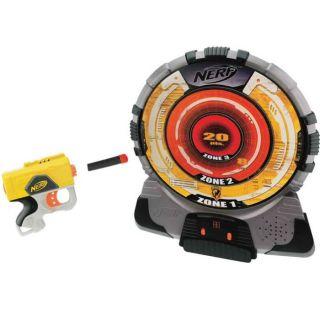 Pistolet Nerf Tech Target   Cible + Pistolet   Achat / Vente JEU DE