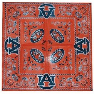 Auburn University Bandana Team Color   Case Pack 84 SKU
