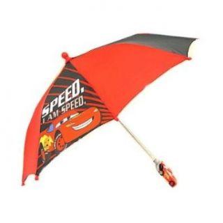 Disney Pixar Cars Lightning Mcqueen Boys Umbrella