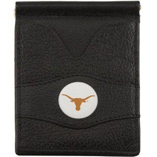 NCAA Texas Longhorns Front Pocket Card Holder & Money Clip